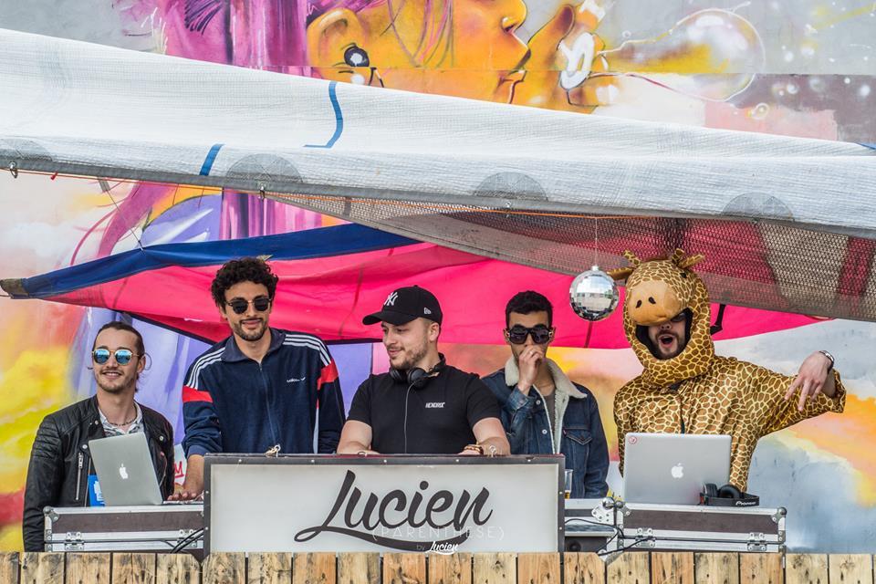 Bon Son de Bonsoir, le collectif de DJ Normand collabore avec Radyoga