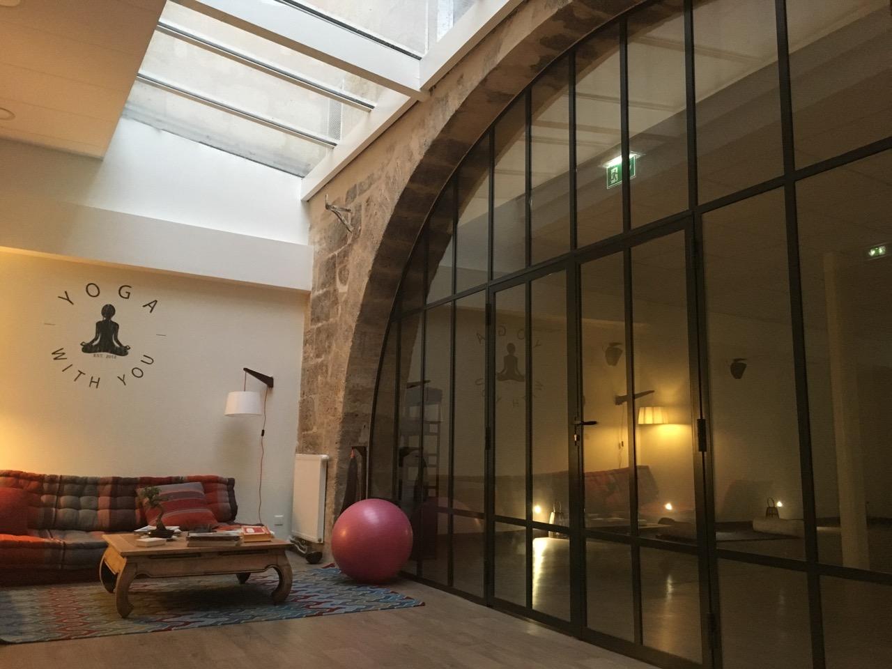 On a testé pour vous : Yoga with You à Bordeaux