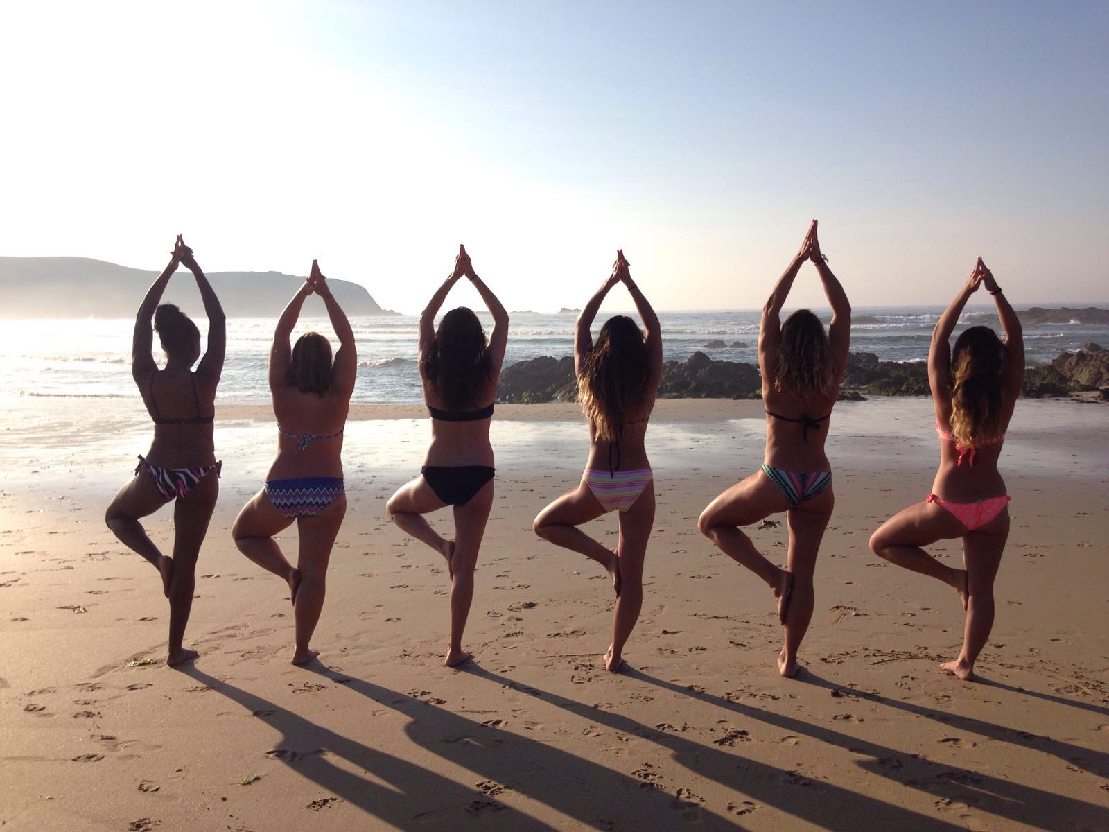 Yoga retreat & ride Galicia/ September 16th/22 nd